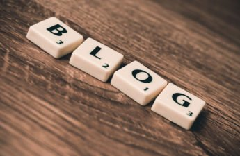 How to Start a Blog.